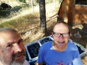 Joe Barreca and Carl Boch