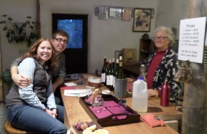 Wine Tasting with Danica and Matt Romeyn
