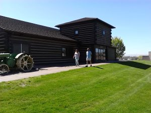 Fort Walla Walla Museum is huge